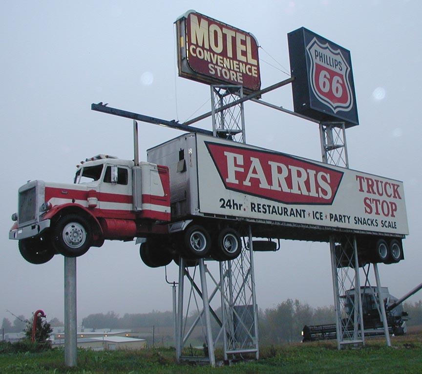 Farris Truck Stop